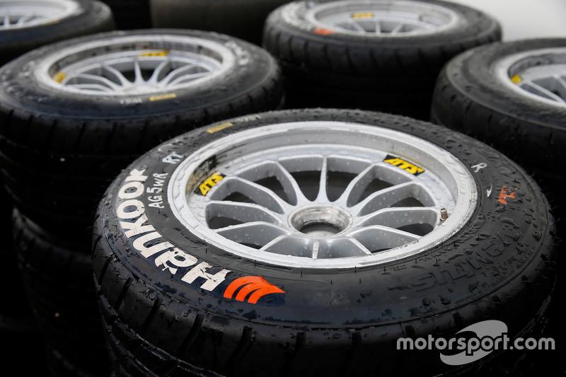 Hankook neumáticos de lluvia