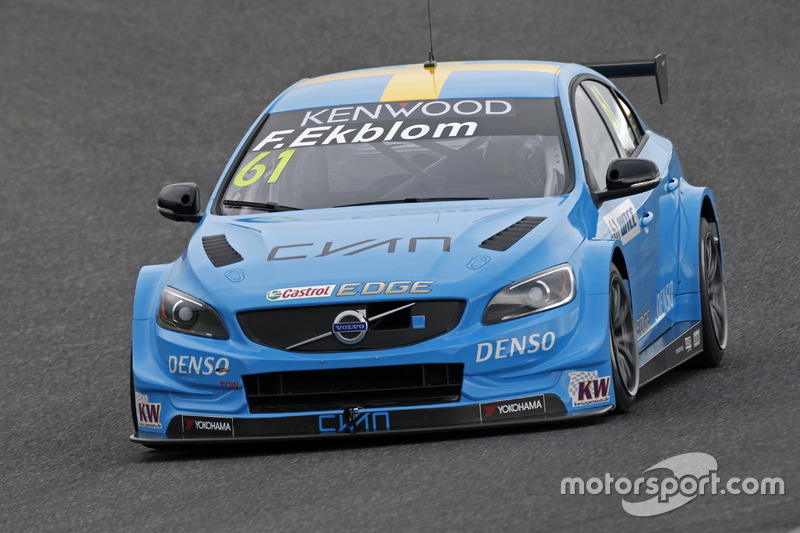 Volvo: S60 Polestar TC1