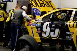 The car of Ty Dillon, Circle Sport Leavine Family Racing Chevrolet