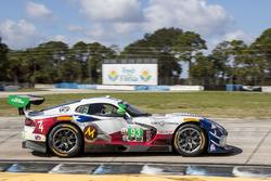 #93 Riley Motorsports SRT Viper GT3-R: Ben Keating, Jeroen Bleekemolen, Marc Miller