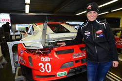 Sabine Schmitz, Frikadelli Racing
