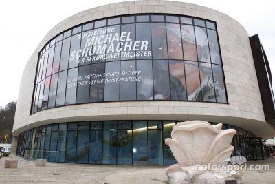 Exposición de Michael Schumacher en Marburg