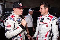 #1 Nissan Motorsports Nissan GT-R Nismo GT3: Rick Kelly, Florian Strauss