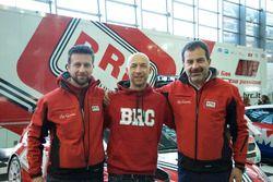 Giandomenico Basso, BRC, Masimiliano Fissore, Gabriele Rizzo