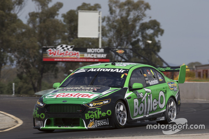 #1 Mark Winterbottom (Prodrive-Ford)