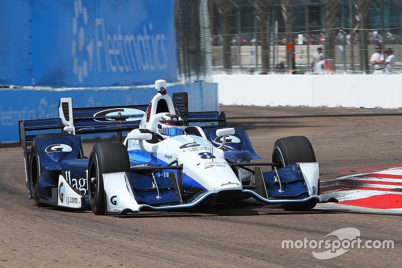 #8: Max Chilton (Ganassi-Chevrolet)