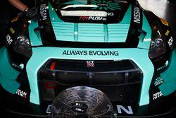 #33 Always Evolving Racing Nissan GT-R-GT3 detail