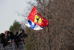Фанат Кими Райкконена, Ferrari