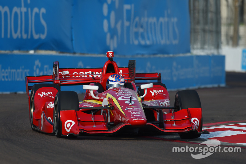 #9: Scott Dixon (Ganassi-Chevrolet)