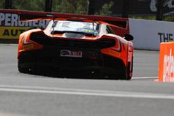 #59 Tekno Autosports, McLaren 650S: Shane van Gisbergen, Alvaro Parente, Jonathon Webb