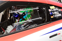 #1 Nissan Motorsports Nissan GT-R Nismo GT3: Florian Strauss
