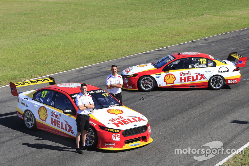 Fabian Coulthard, Scott Pye, DJR Team Penske