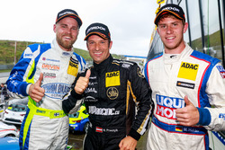 Sieger Harald Proczyk, HP Racing, SEAT Leon TCR; 2. Antti Buri, LMS Racing, SEAT Leon TCR; 3. Mike H