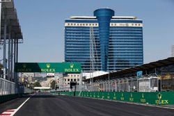 A view from the circuit