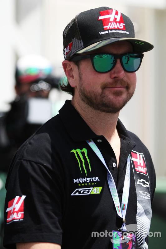 Kurt Busch, Piloto de NASCAR