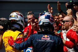 Yarış galibi Antonio Giovinazzi, PREMA Racing & 2. Pierre Gasly, PREMA Racing