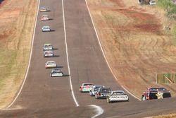 Emiliano Spataro, Trotta Competicion Dodge, Esteban Gini, Nero53 Racing Torino