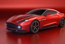 Aston Martin Vanquish Zagato Konsept