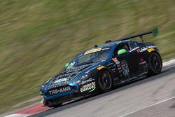 #09 TRG-AMR Aston Martin Vantage GT4: Derek DeBoer, Jason Alexandridis