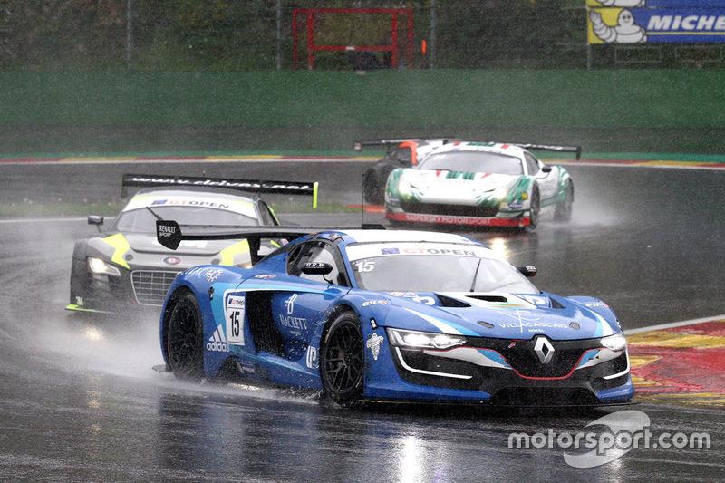 #15 V8 Racing Renault RS01: Max Braams, Filipe Barreiros