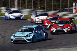 Жан-Карл Вернэ, Leopard Racing, Volkswagen Golf GTI TCR