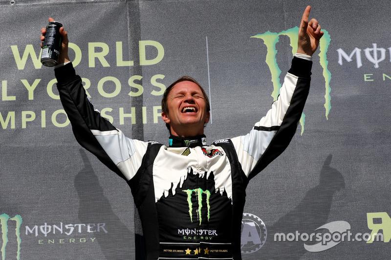 Ganador de carrera, Petter Solberg, Petter Solberg World RX Team