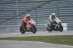 Javier Fores, Barni Racing Team et Roman Ramos, Team Go Eleven