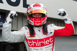 Le poleman Mathias Beche, Thiriet by TDS Racing