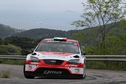 Luigi Fontana, Roberto Mometti, Ford Focus WRC #7
