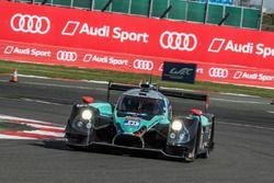 #23 Panis Barthez Competition Ligier JS P2 Nissan: Fabien Barthez, Timothe Buret, Paul-Loup Chatin