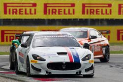 Luca Anselmi, Giorgio Sernagiotto, Villorba Corse, Maserati GranTurismo MC GT4