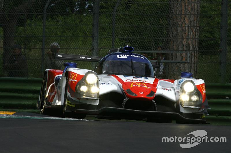 16. LMP2: #41 Greaves Motorsport, Ligier JSP2 - Nissan