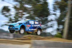 Eric Camilli, Benjamin Veillas, M-Sport Ford Fiesta WRC