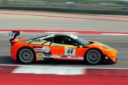 #44 Ferrari di Fort Lauderdale Ferrari 458: Carlos Kauffmann
