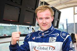 Pole pozisyonu sahibi LMP3 #3 United Autosports Ligier JSP3 - Nissan: Wayne Boyd
