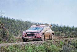Крис Мик, Citroën World Rally Team, Citroën C3 WRC 2017