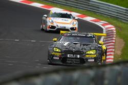 Christian Krognes, Victor Bouveng, Tom Blomqvist, Walkenhorst Motorsport, BMW M6 GT3