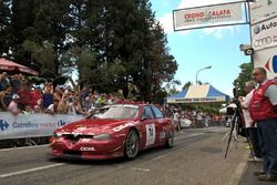 Ferdinando Cimarelli, Alfa Romeo 156