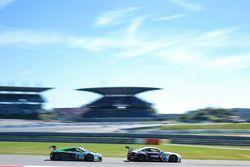 #50 YACO Racing, Audi R8 LMS: Philip Geipel, Rahel Frey; #20 Schubert Motorsport, BMW M6 GT3: Jesse