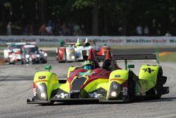 #7 Starworks Motorsports ORECA FLM09: Jose Gutierrez, Gustavo Yacaman