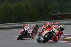 Andrea Iannone, Ducati Team, Scott Redding, Pramac Racing, Andrea Dovizioso, Ducati Team