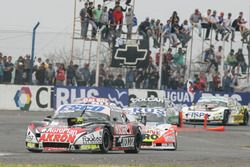 Guillermo Ortelli, JP Racing Chevrolet, Lionel Ugalde, Ugalde Competicion Ford, Emiliano Spataro, Trotta Competicion Dodge