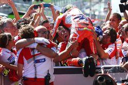 Ganador, Andrea Iannone, Ducati Team