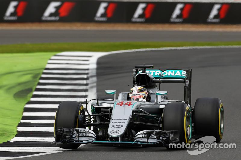 2016 - Lewis Hamilton, Mercedes F1