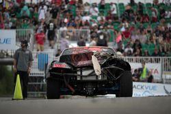 Crash: Juha Rintanen, Nissan 240