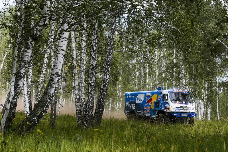 #3: In den russischen Wäldern