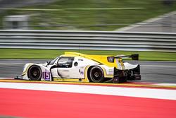 #15 RLR Msport Ligier JSP3 - Nissan: Marten Dons, Ossy Yusuf