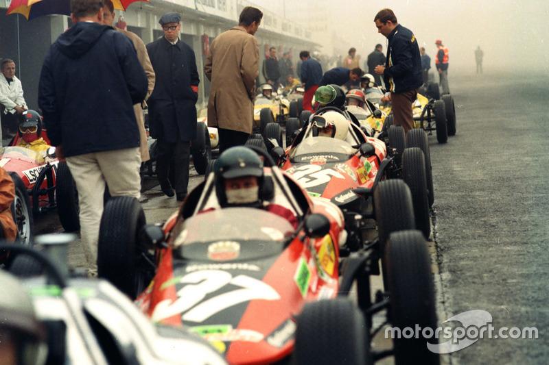 Formel Vau am Nürburgring 1958