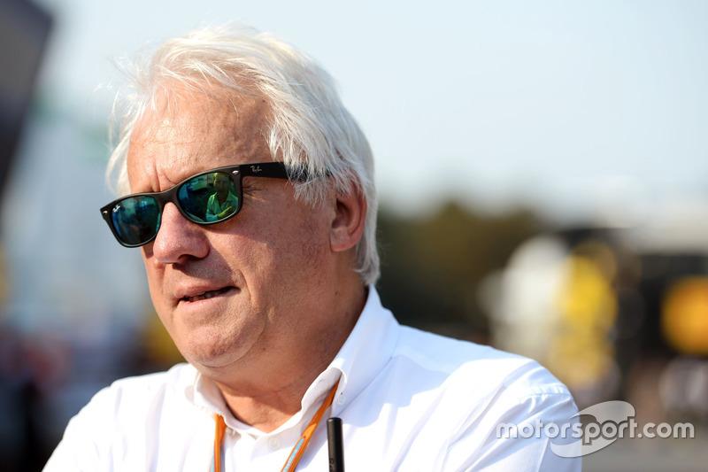 Charlie Whiting, FIA Delegate