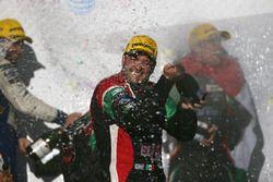 Podio LMP2: Ricardo González #43 RGR Sport by Morand Oreca 05 - Nissan